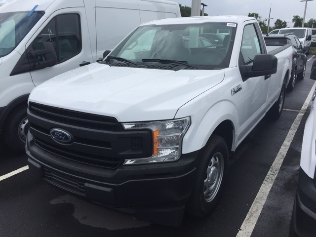 2018 F-150 Regular Cab 4x2,  Pickup #JKC01605 - photo 3