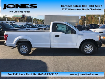 2018 F-150 Regular Cab, Pickup #JKC01605 - photo 1