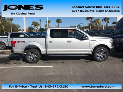 2018 F-150 SuperCrew Cab 4x4,  Pickup #JKC67317 - photo 1
