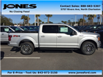 2018 F-150 SuperCrew Cab 4x4,  Pickup #JKD12418 - photo 1
