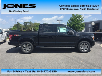 2018 F-150 SuperCrew Cab 4x4,  Pickup #JKD77473 - photo 1
