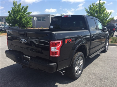 2018 F-150 SuperCrew Cab 4x4,  Pickup #JKD77473 - photo 2