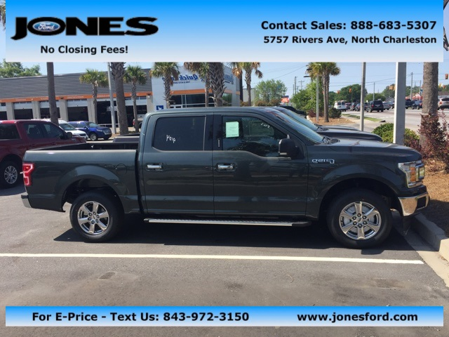 2018 F-150 SuperCrew Cab 4x2,  Pickup #JKD97153 - photo 1