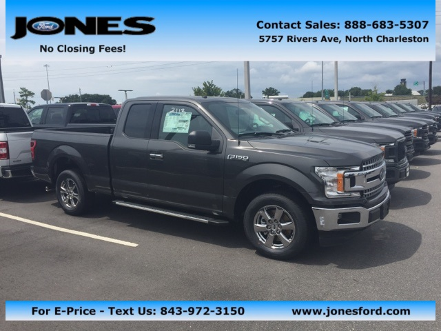 2018 F-150 Super Cab 4x2,  Pickup #JKE63257 - photo 1