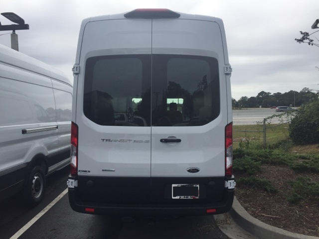 2019 Transit 350 HD High Roof DRW 4x2,  Empty Cargo Van #KKA13948 - photo 5