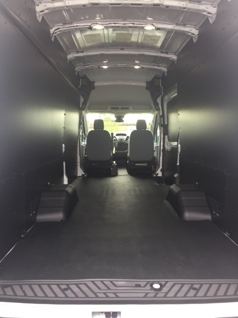 2019 Transit 350 HD High Roof DRW 4x2,  Empty Cargo Van #KKA13948 - photo 2
