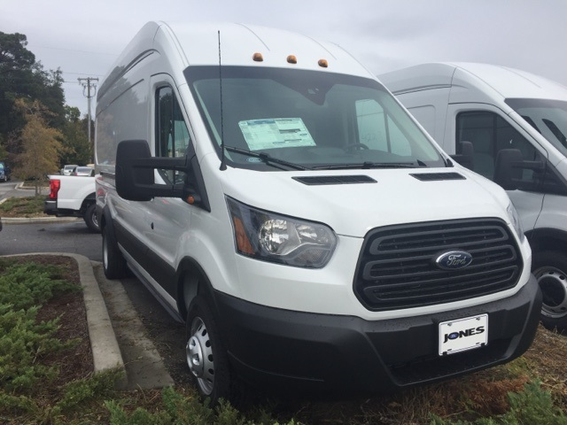 2019 Transit 350 HD High Roof DRW 4x2,  Empty Cargo Van #KKA13948 - photo 6