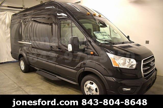 2020 Ford Transit 350 HD High Roof DRW 4x2, Passenger Wagon #LKB35312 - photo 1