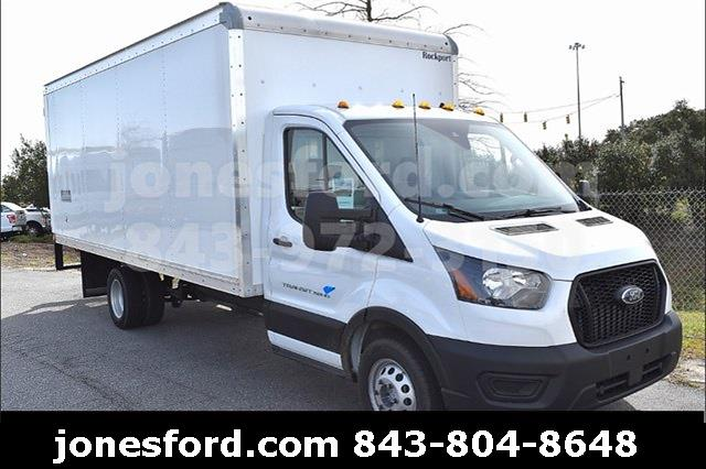 2020 Ford Transit 350 HD DRW 4x2, Rockport Cutaway Van #LKB61765 - photo 1