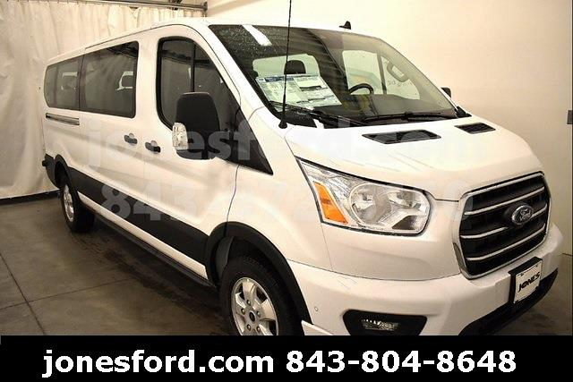 2020 Ford Transit 350 Low Roof 4x2, Passenger Wagon #LKB65659 - photo 1