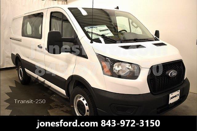 2021 Ford Transit 250 Low Roof 4x2, Empty Cargo Van #MKA01969 - photo 1