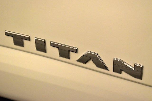 2021 Nissan Titan 4x4, Pickup #PMN503767 - photo 6