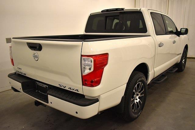 2021 Nissan Titan 4x4, Pickup #PMN503767 - photo 1