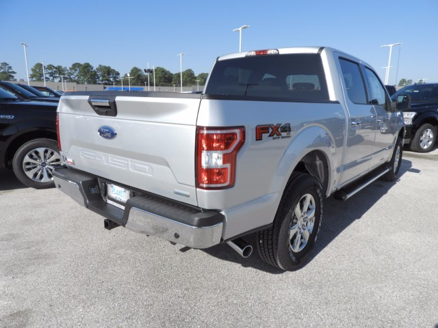 2018 F-150 SuperCrew Cab 4x4, Pickup #J0206 - photo 2