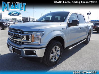2018 F-150 SuperCrew Cab 4x4, Pickup #J0206 - photo 1