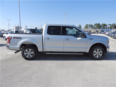 2018 F-150 SuperCrew Cab 4x4, Pickup #J0206 - photo 4