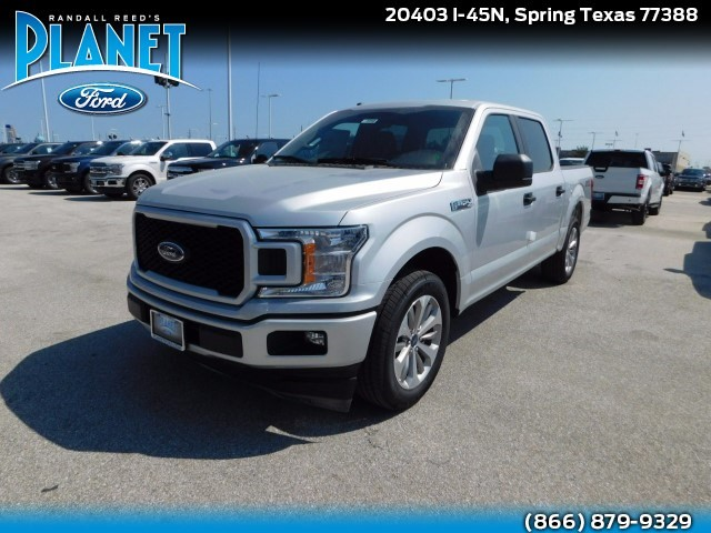 2018 F-150 SuperCrew Cab 4x2,  Pickup #J0266 - photo 1