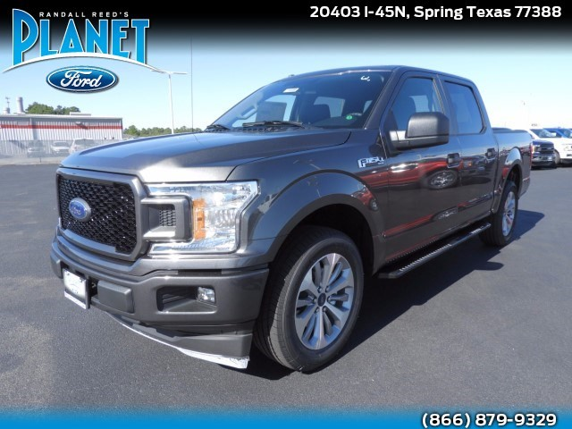 2018 F-150 SuperCrew Cab 4x2,  Pickup #J0380 - photo 1