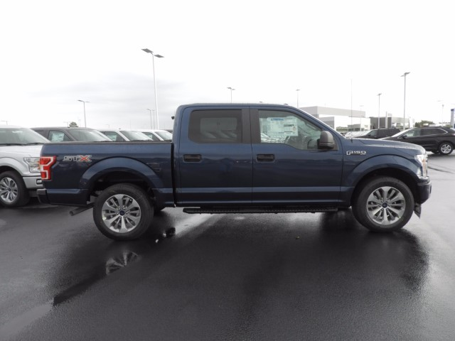2018 F-150 Crew Cab, Pickup #J0403 - photo 4
