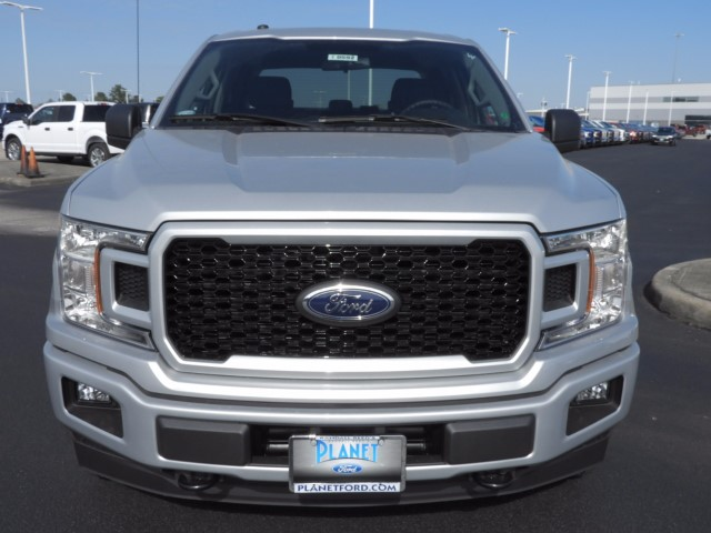 2018 F-150 Crew Cab 4x4, Pickup #J0592 - photo 3