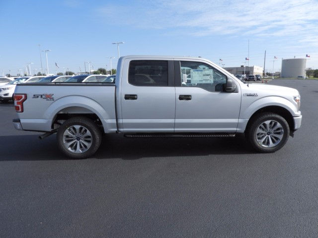 2018 F-150 Crew Cab 4x4, Pickup #J0592 - photo 4