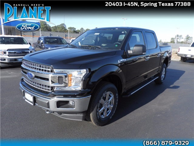 2018 F-150 SuperCrew Cab 4x4,  Pickup #J0720 - photo 1
