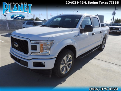 2018 F-150 SuperCrew Cab,  Pickup #J0779 - photo 1
