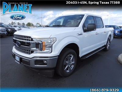 2018 F-150 SuperCrew Cab 4x2,  Pickup #J0840 - photo 1
