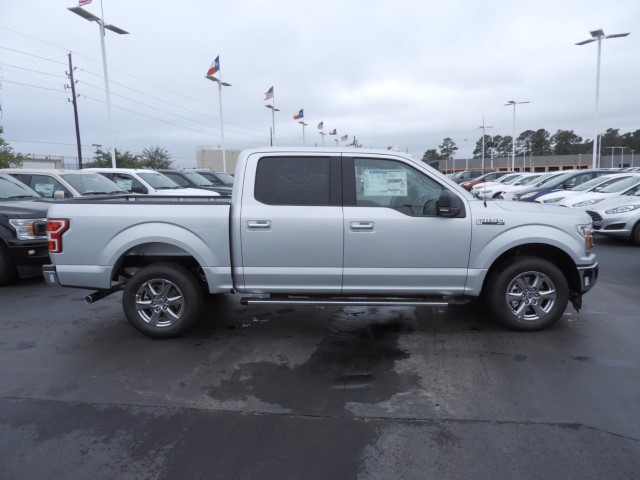 2018 F-150 SuperCrew Cab 4x2,  Pickup #J0852 - photo 4