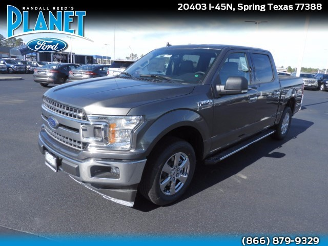 2018 F-150 SuperCrew Cab 4x2,  Pickup #J0944 - photo 1
