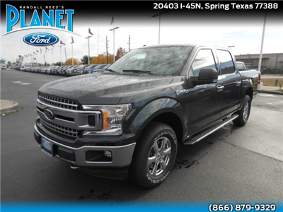 2018 F-150 SuperCrew Cab 4x4,  Pickup #J0976 - photo 1