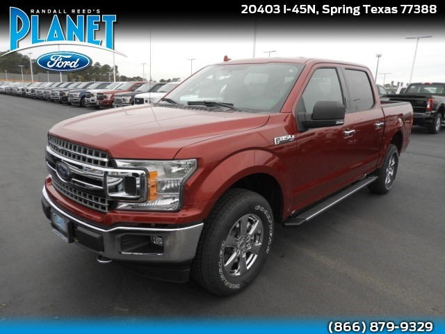 2018 F-150 SuperCrew Cab 4x4,  Pickup #J1027 - photo 1
