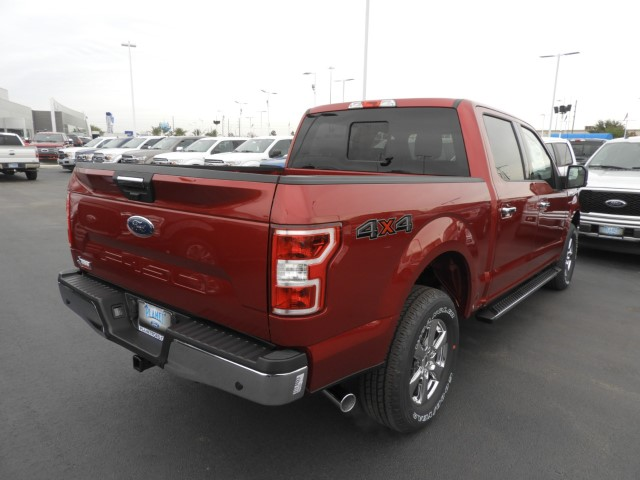 2018 F-150 SuperCrew Cab 4x4,  Pickup #J1027 - photo 2