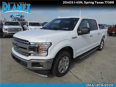 2018 F-150 SuperCrew Cab,  Pickup #J1058 - photo 1