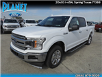 2018 F-150 SuperCrew Cab 4x2,  Pickup #J1058 - photo 1