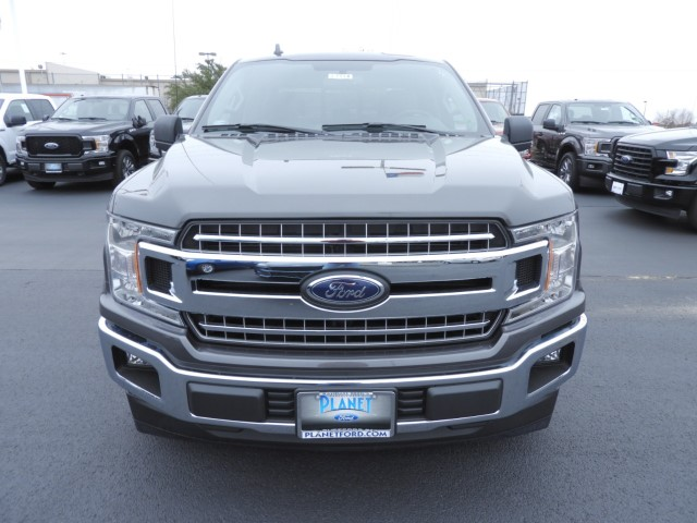 2018 F-150 SuperCrew Cab,  Pickup #J1114 - photo 3