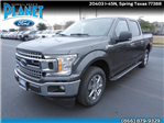 2018 F-150 SuperCrew Cab,  Pickup #J1114 - photo 1