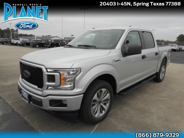 2018 F-150 SuperCrew Cab 4x2,  Pickup #J1464 - photo 1