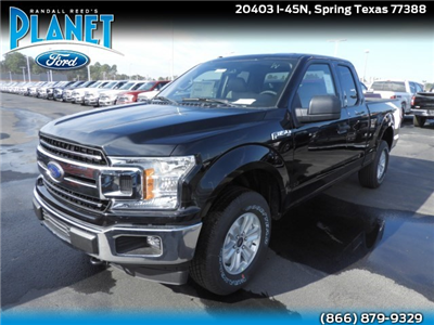 2018 F-150 Super Cab 4x4,  Pickup #J1511 - photo 1