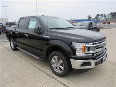 2018 F-150 SuperCrew Cab 4x2,  Pickup #J1569 - photo 4