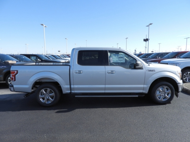 2018 F-150 SuperCrew Cab 4x2,  Pickup #J1605 - photo 4