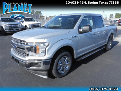 2018 F-150 SuperCrew Cab 4x2,  Pickup #J1605 - photo 1