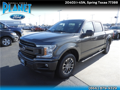 2018 F-150 SuperCrew Cab 4x2,  Pickup #J2014 - photo 1