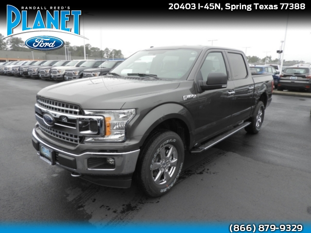 2018 F-150 SuperCrew Cab 4x4,  Pickup #J2404 - photo 1