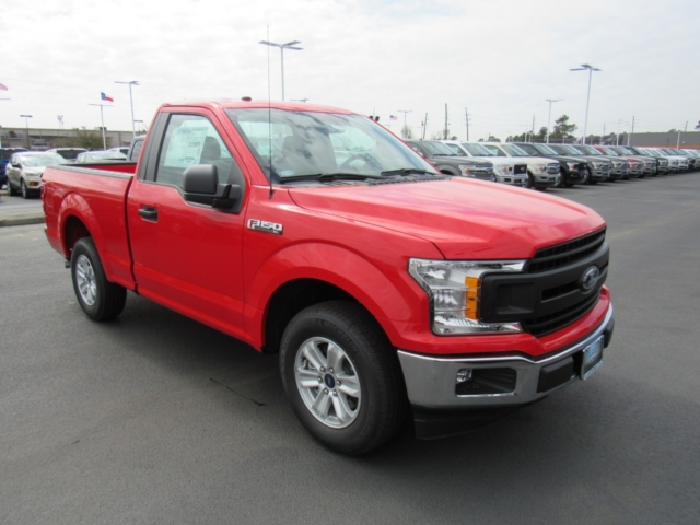 2018 F-150 Regular Cab 4x2,  Pickup #J2467 - photo 4