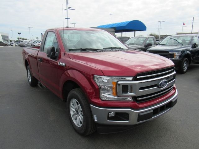 2018 F-150 Regular Cab 4x2,  Pickup #J2572 - photo 3