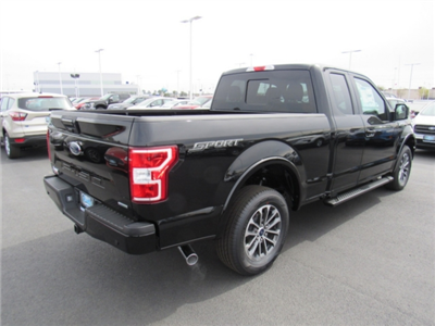 2018 F-150 Super Cab 4x2,  Pickup #J2672 - photo 2