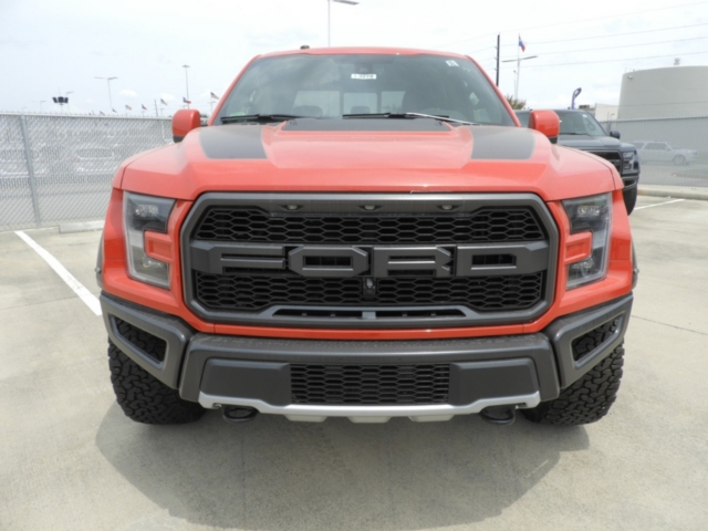 2018 F-150 SuperCrew Cab 4x4,  Pickup #J3270 - photo 3