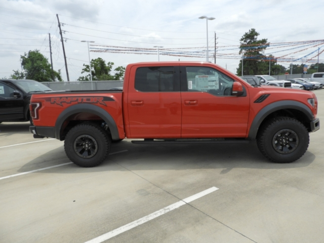 2018 F-150 SuperCrew Cab 4x4,  Pickup #J3270 - photo 4