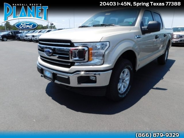 2018 F-150 SuperCrew Cab 4x4,  Pickup #J3708 - photo 1
